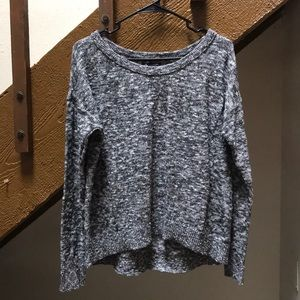 American Eagle Outfitters High & Low Sweater S:L/G